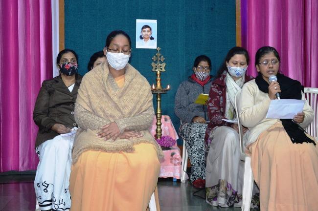 CONDOLENCE PRAYER MEETING